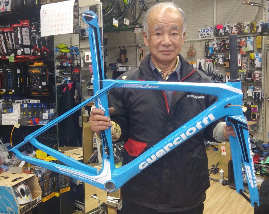 2018GUERCIOTTI試乗会第一弾 @ サイクルギャラリーカヤマ | 岡山市 | 岡山県 | 日本